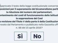 Referendum, si vota il 4 dicembreRenzi: «La partita è ora»