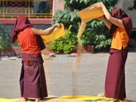 Ospedali per i profughi tibetani Premiata l'Onlus Woeser Chiara Luce