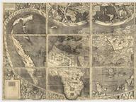 Digitalizzata la prima mappa in cui compare il nome «America»