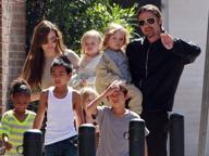 Brad e Angelina: tate, bimbi e caos. I veleni sull'addio