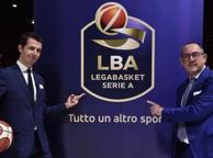 Basket, nuovo logo per la serie A al via Incidente diplomatico con Sassari