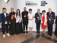 Alla Shenzhen Fashion Week del 2017 ospiti anche brand italiani
