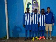 Insulti a tre calciatori-profughi Scoppia un parapiglia sugli spalti