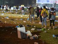 Il parco di Monza distrutto dopo il concerto di Ligabue L'erba è soltanto un ricordo