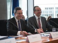 Draghi sotto attacco in Germania: «Danneggia le nostre banche»
