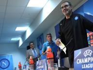 Champions, Napoli si riaccende L'eccitato Sarri vuole già il primato