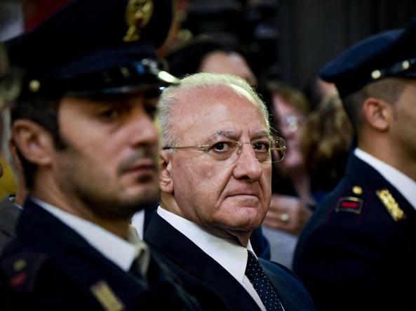 Salerno, Sea Park assolto Vincenzo De Luca che attacca la Bindi