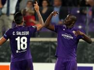 Eur. League, Fiorentina-Qarabag 5-1