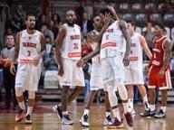 Basket, Varese k.o. ma promossa Entra nella Champions League Fiba