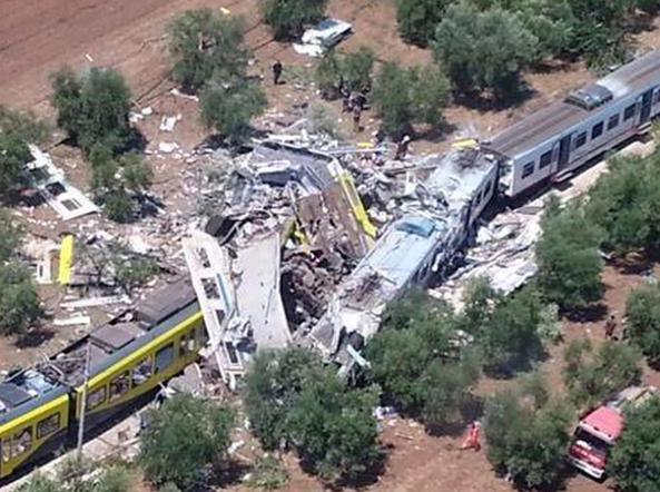 Puglia: limite treni a 50 km/h su 41 ferrovie
