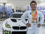Zanardi, dopo i due ori (e l'argento) alle Paralimpiadi torna in pista al Mugello