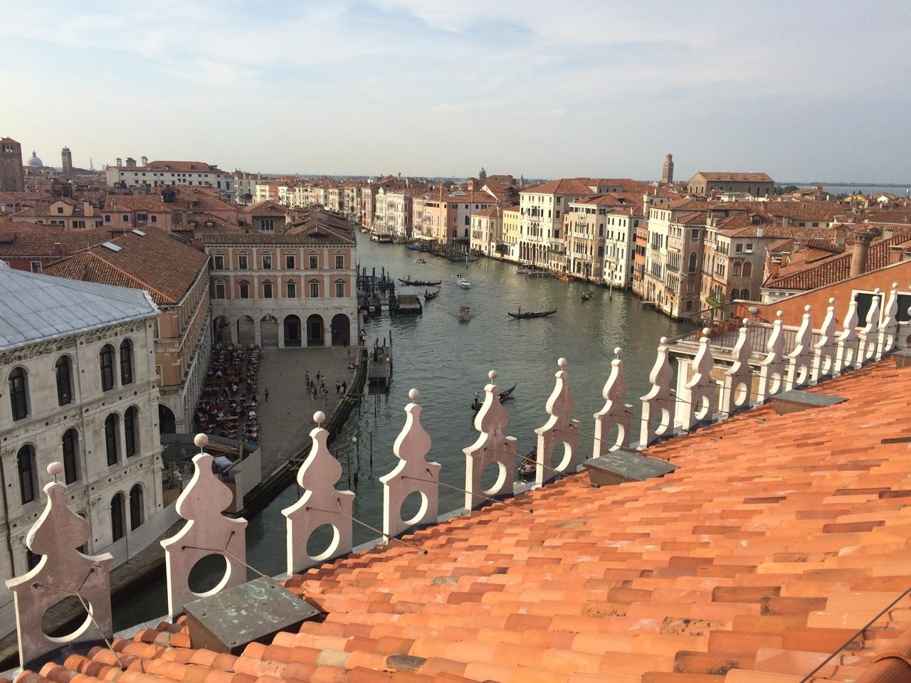 Venezia, riapre il Fondaco dei Tedeschi e diventa uno store di ...
