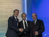 «Basta offese». «Sarà oligarchia»Renzi-Zagrebelsky, duello sul voto