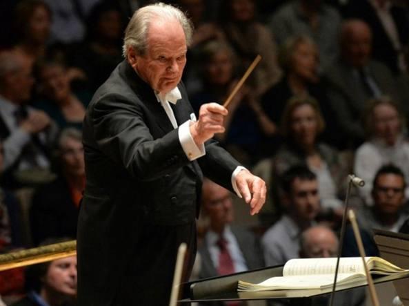 Musica, addio a Sir Neville Marriner