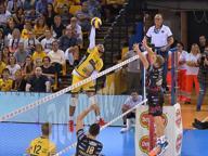 Il volley sfida Modena regina e «chiama» gli italiani