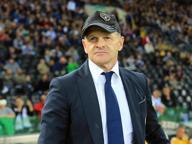 Serie A: l'Udinese esonera Iachini al suo posto è pronto Delneri