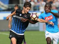 Serie A, Atalanta-Napoli 1-0: partenopei lenti e distratti Petagna punisce gli azzurri