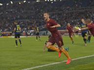 Serie A, Roma-Inter 2-1: Dzeko e Manolas puniscono De Boer