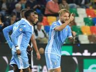 Udinese-Lazio 0-3, Immobile affonda i friulani e i biancocelesti sono terzi