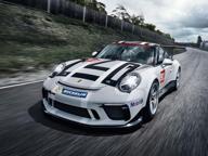 Porsche GT3 Cup: pronta per la pista