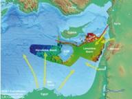 La più antica delle croste oceaniche non è in un oceano ma a sud di Cipro