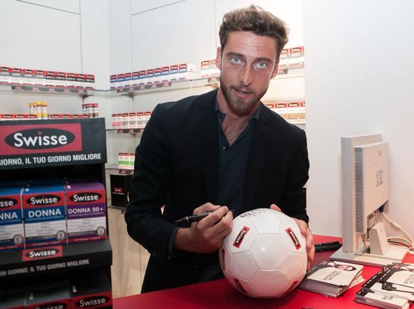 Che notizia per la Juve. Marchisio disponibile dopo la sosta!