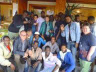 «Così ho conosciuto i migranti sotto casa a Pescasseroli»
