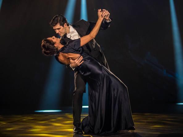 Roberto Bolle: show tv e…tanta danza