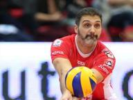 Volley, Papi: «Gioco ancora e agli sbarbati dico: ma non vi vergognate a farvi murare da uno di 43 anni?»