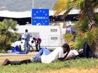 Migrante a piedi in autostrada Uccisa da un Tir a Ventimiglia