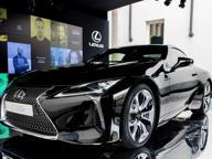 Lexus, ecco la rivoluzione del design