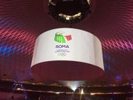 Olimpiadi 2024, il Cio: «Abbiamo ricevuto anche il dossier Roma 2024»