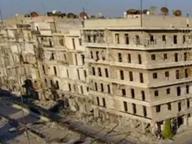 Aleppo divisa in due: la vita e la morte in una città dilaniata dalle bombe