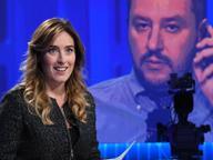 Referendum, scintille Boschi-Salvini in tv, poi la pace sul Milan