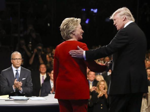 Clinton vs Trump, atto secondo: si scalda il confronto