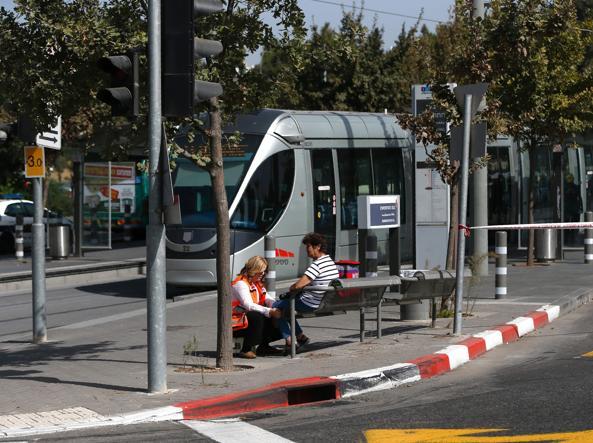 Il luogo dell'attentato (Reuters)