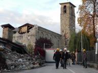 Terremoto: oltre 21 mila edifici controllati, il 51% sono inagibili