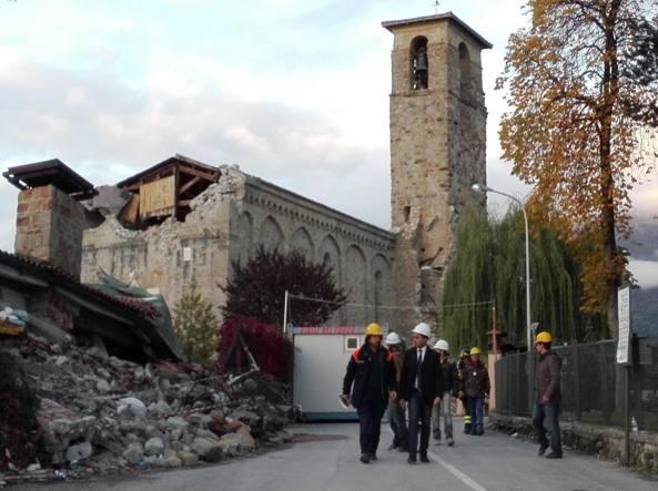 Terremoto: scosse nel Reatino nella notte fino a magnitudo 3.6