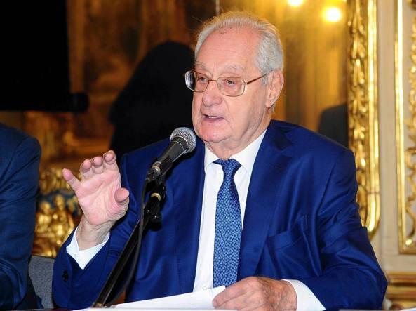 Cesare Romiti (Fotogramma)