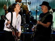 Le nostalgie rock di McCartney e la lezione morale di Neil Young
