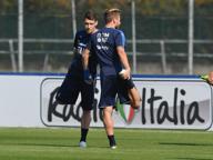 Macedonia-Italia, Immobile e Belotti: Ciro e il Gallo gemellini del gol «Nati per giocare insieme»