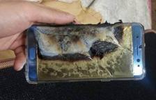 Samsung sospende «a tempo»la produzione dei Galaxy Note 7