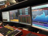 Borse in altalena in EuropaDeutsche Bank giù del 3%