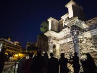 Nuova illuminazione notturna da Ponte Milvio al Pantheon