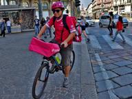 «Rider» di Foodora, Poletti li difende