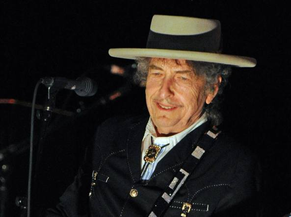 Bob Dylan ha vinto il Nobel per la Letteratura
