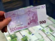 Zanetti: «Il contante? Eliminare la banconota da 500 euro»