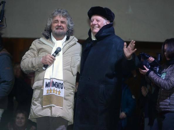 Il post di di Beppe Grillo per Dario Fo
