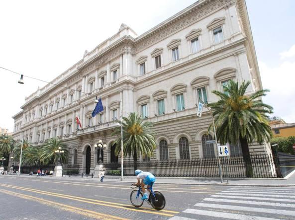 Bankitalia: +4,4% per le entrate tributarie nei primi 8 mesi del 2016
