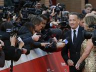 Festa di Roma al via con Tom Hanks: «Trump? Pieno di idee assurde»
